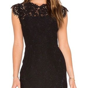 Dresses & Skirts - NWT Black Lace Special Occasion Dress